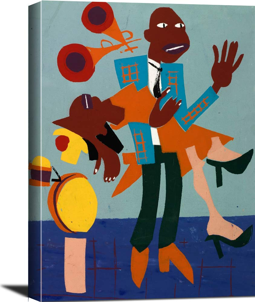 Jitterbugs (V) William H Johnson