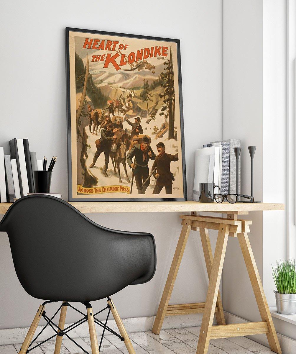 Wpa Cuộc Sống Hoang Dãa Vintage Advertisement Poster