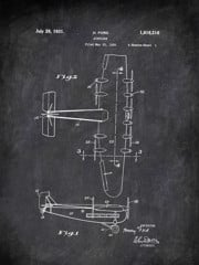 Airplane H Ford 1931 Transportation by Patent
