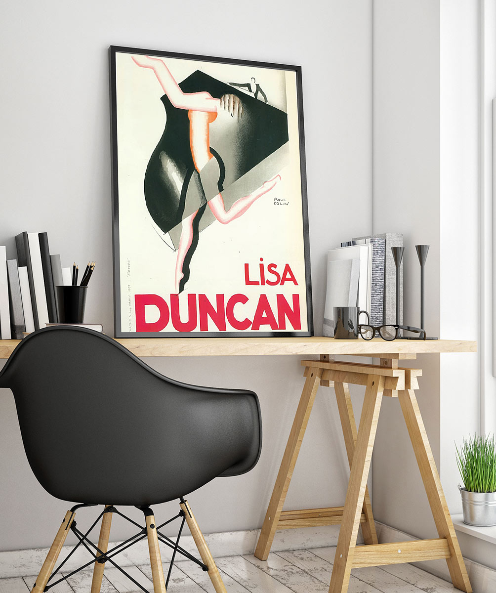 24fashion Art Deco Poster