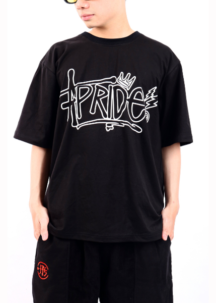 Apride Graffiti Stufont T-shirts