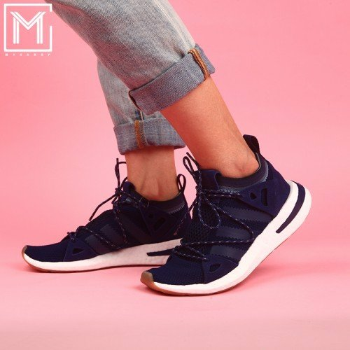 Adidas Originals ARKYN Blue / Cloud White / Gum@ Nữ