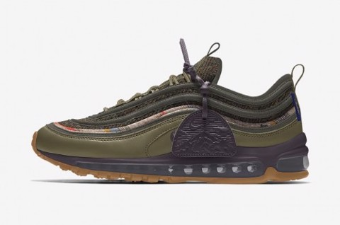 Nike Air Max 97 Pendleton By You.