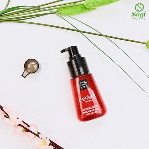 Serum tóc Miseen Limit - Đỏ (2)