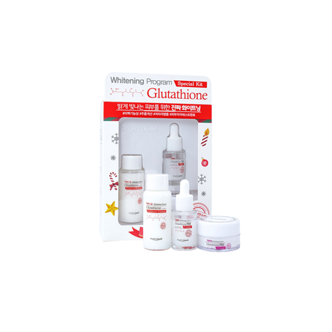 Set Glutathione Whitening ProGram Angel's Liquid (3 món)