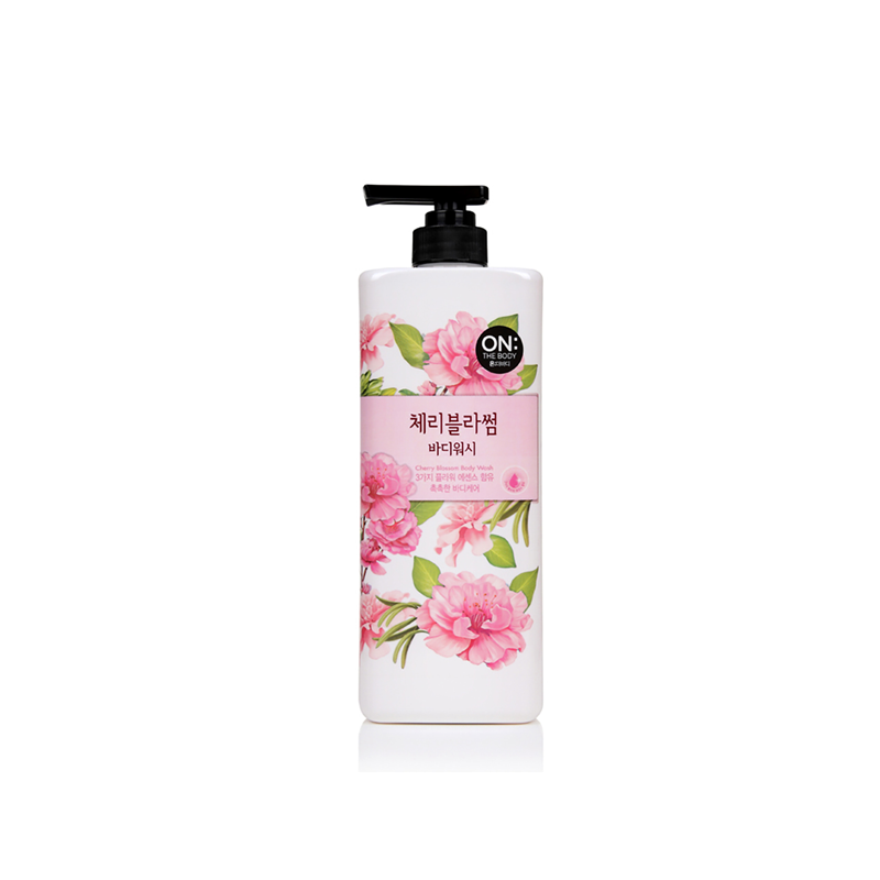 Sữa tắm Hương Hoa On The Body Body Nature Garden Perfume Wash