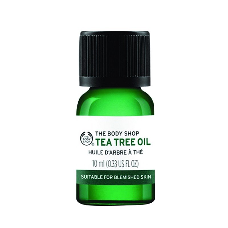 Tinh Dầu Trị Mụn The Body Shop Tea Tree Oil