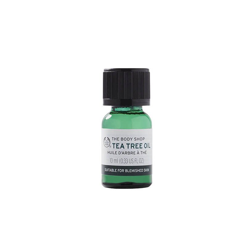 Tinh Dầu Tràm Trà Trị Mụn The Body Shop Tea Tree Oil 10ml