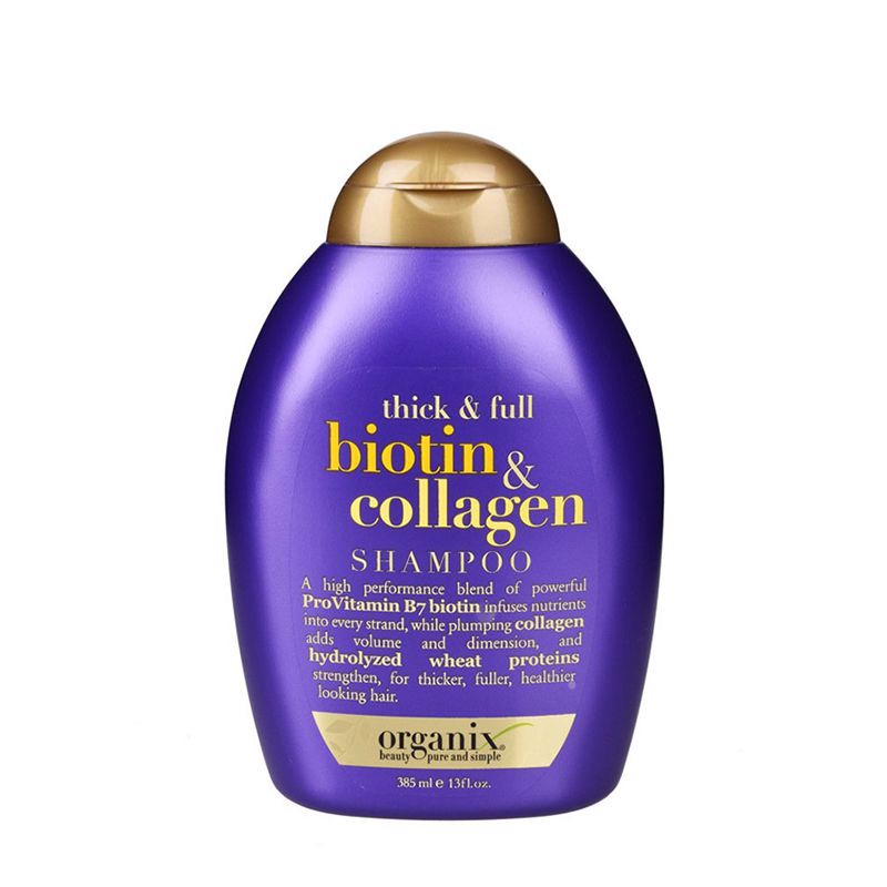 Dầu Gội Biotin & Collagen Shampoo 385ml