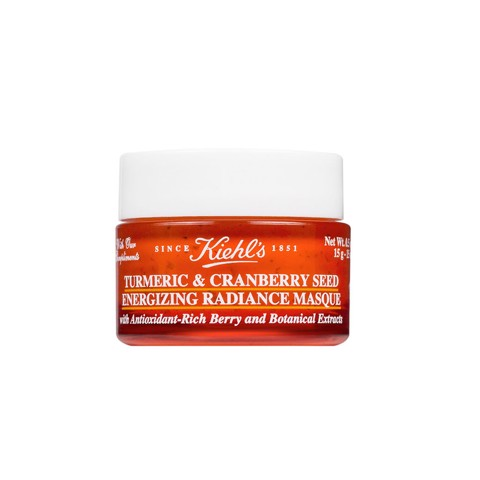 Mặt Nạ Kiehl's Tumeric & Cranberry Speed Energizing Radiance Masque minisize 14ml