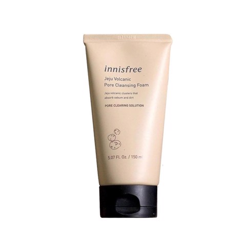 Sữa Rửa Mặt Innisfree Jeju Volcanic Pore Cleansing Foam 150ml