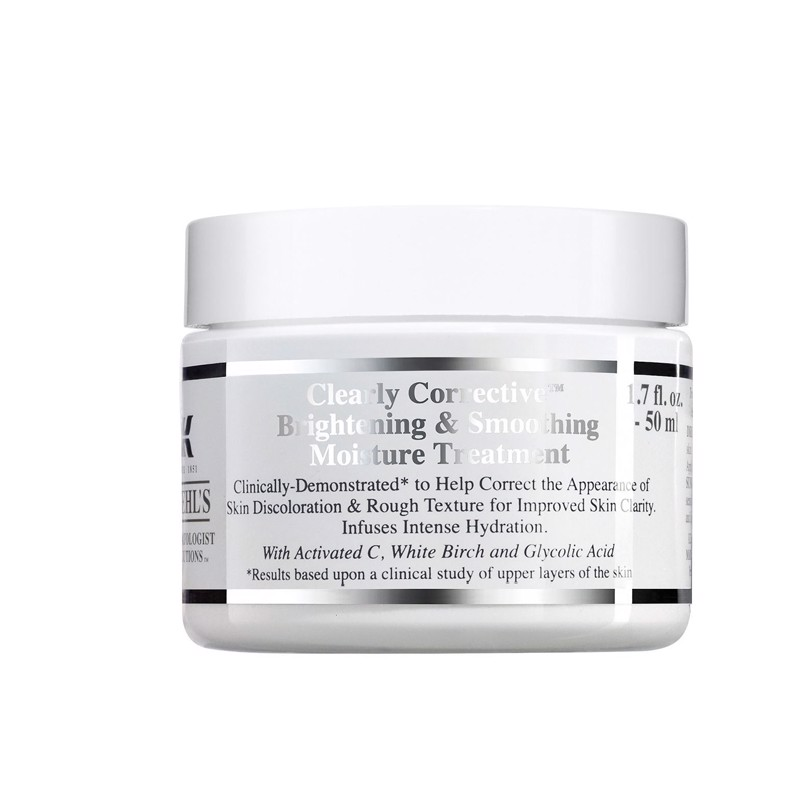 Kem Dưỡng Kiehl's Clearly Corrective™ Brightening & Smoothing Moisture Treatment 50ml