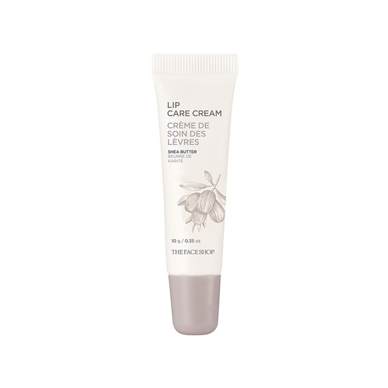 Dưỡng Môi The Face Shop Lip Scrub - Shea Butter
