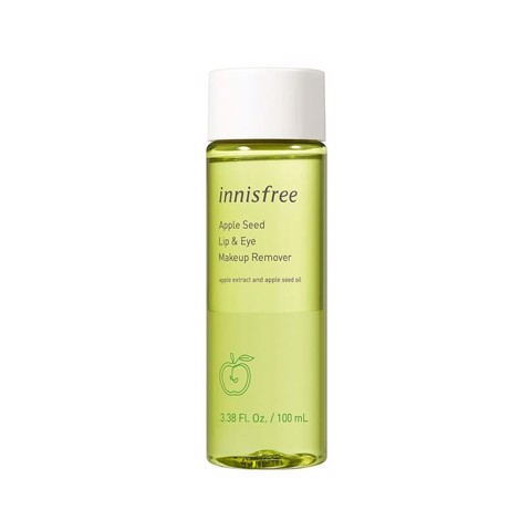 Tẩy Trang Innisfree Apple Seed Lip & Eye Makeup Remover 100ml