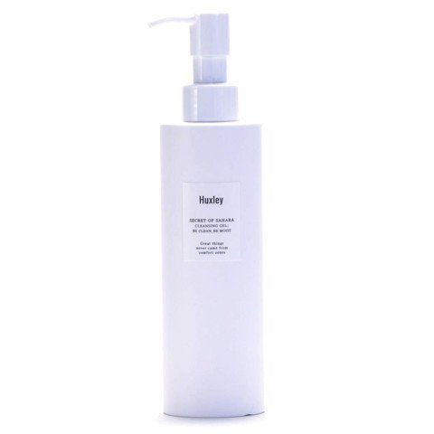 Sữa Rửa Mặt Dạng Gel Huxley Secret Of Sahara Cleansing Gel 200ml