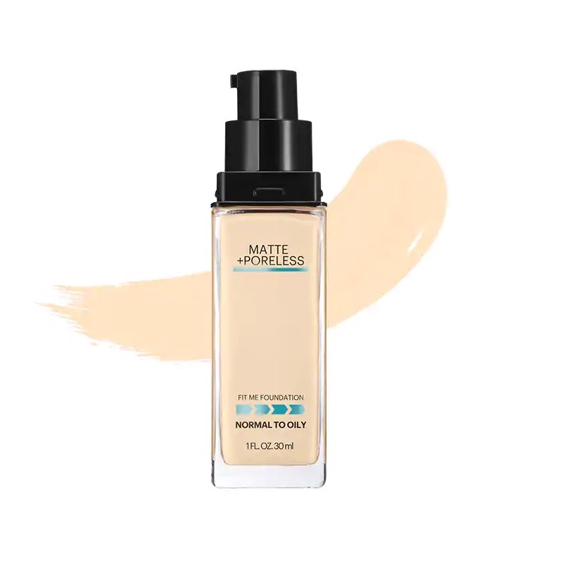 Kem nền Maybelline fit me oily 30ml #120