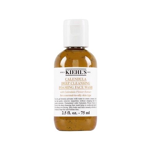 Sữa Rửa Mặt Kiehl's Calendula Deep Cleansing Foaming Face Wash 75ml