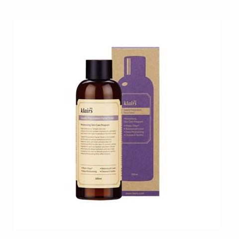 Nước Cân Bằng Da Klairs Supple Preparation Facial Toner - 180ml