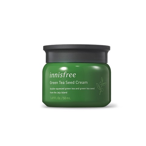 Kem Dưỡng Da Innisfree Green Tea Seed 50ml