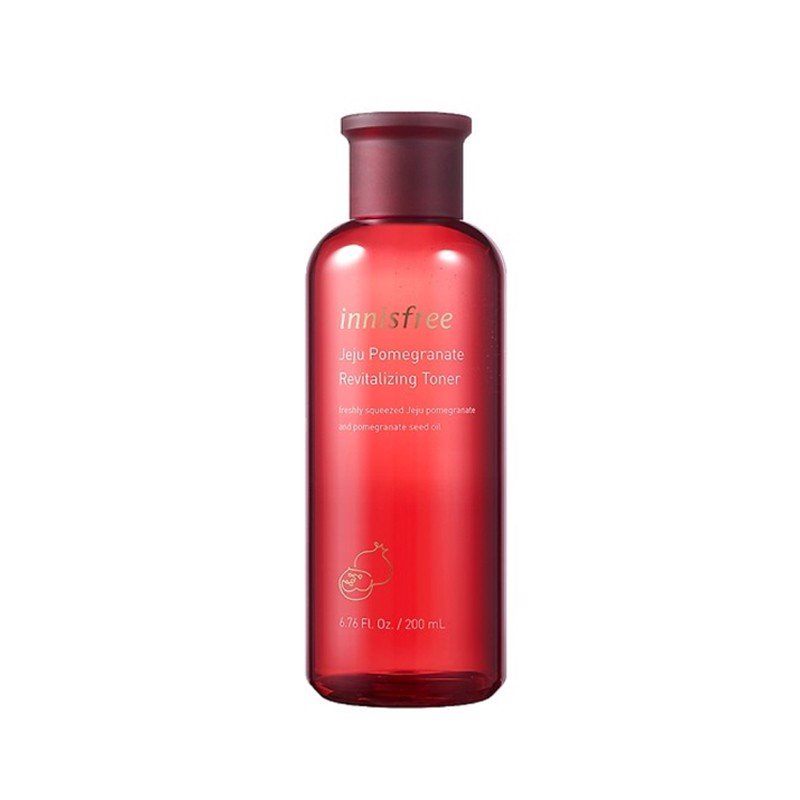 Toner Innisfree Jeju Pomegranate Revitalizing Toner 200ml