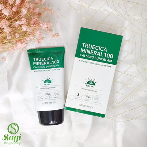 Kem Chống Nắng Some By Mi Truecica Mineral 50ml
