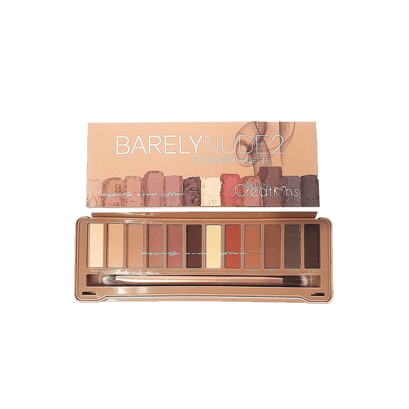 Phấn mắt Beauty Creations - Barely Nude