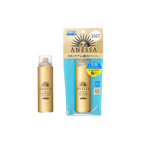 Xịt chống nắng Anessa perfect UV