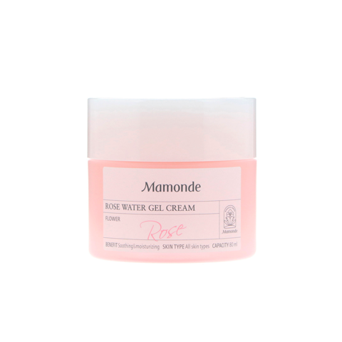 Gel Dưỡng Mamonde Rose Water Cream 80ml