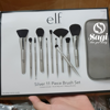 Bộ cọ ELF Silver 11 Piece Brush