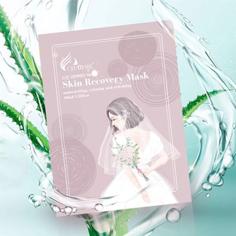 Mặt Nạ Giấy Charme Skin Recovery Mask
