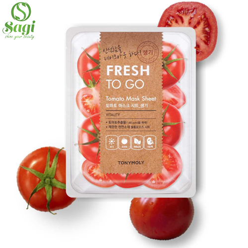 Mặt Nạ Tony Moly Fresh To Go Mask Sheet