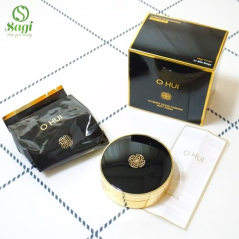 Phấn Nước Ohui Ultimate Cover Concealer Metal Cushion