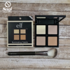 Tạo khối & Highlight ELF 4 ô Illuminating Palette