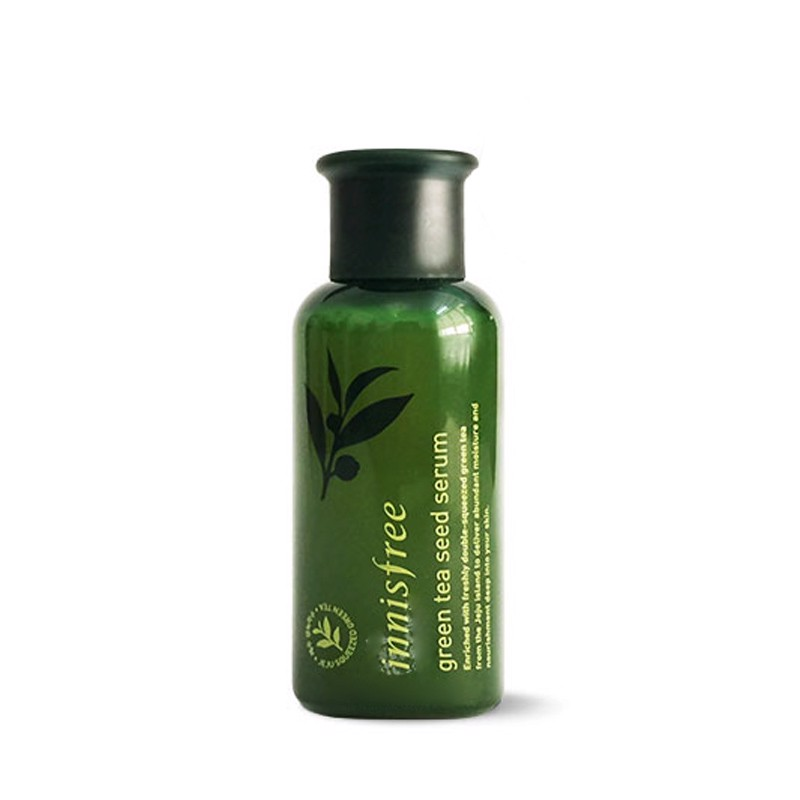 TINH CHẤT DƯỠNG INNISFREE THE GREEN TEA SEED SERUM 50ML