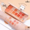 Phấn Mắt Odbo Lets Enjoy Eyeshadow 12 Color Palette