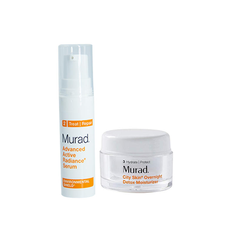 Set Trị Nám Murad Detox Tonight Brighter Tomorrow
