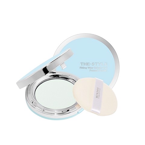 Phấn Missha the Style fitting wear sebum - 1