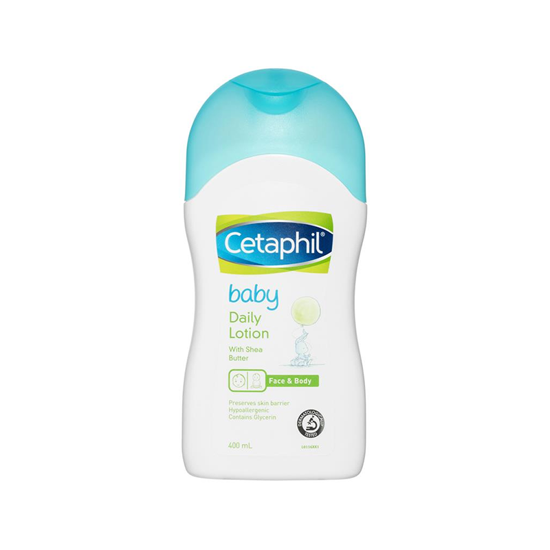 Lotion Cetaphil baby daily 400ml