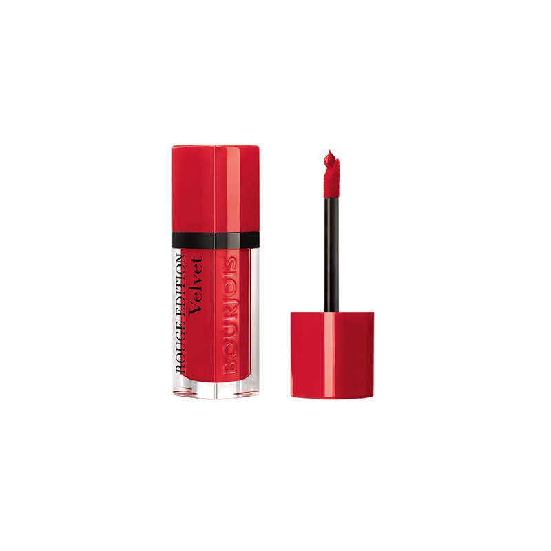 Son Kem Bourjois Paris Rouge Edition Velvet Lipstick