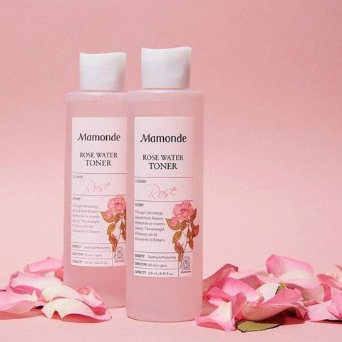 Toner Mamonde rose 250ml
