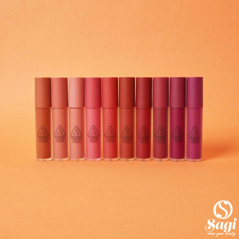 Son Kem 3CE Soft Lip Lacquer