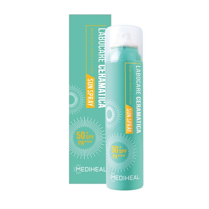 Xịt Chống Nắng Mediheal Labocare Ceramatica SPF 50+ PA+++ 180ml
