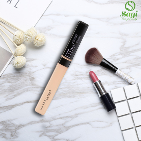 Che khuyết điểm Maybelline Fit Me Concealer