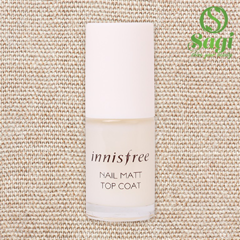 SƠN BÓNG INNISFREE NAIL MATT TOP COAT