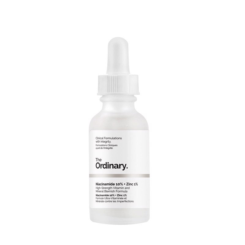 Serum The Ordinary 30ml Niacinamide 10% + Zinc 1%