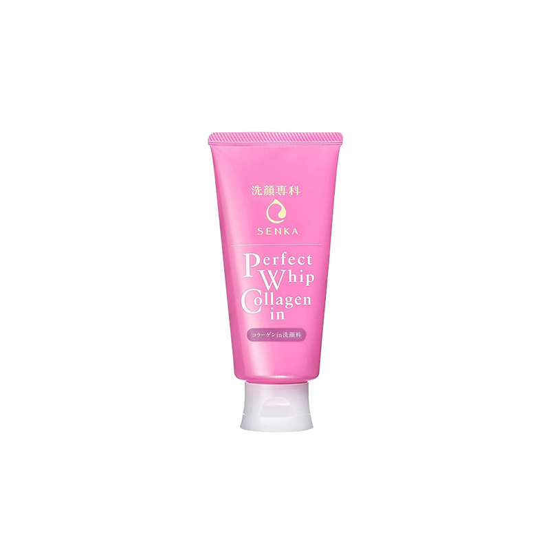 Sữa Rửa Mặt Senka Perfect Whip Collagen