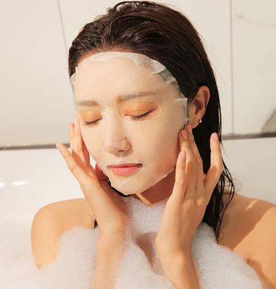 Mặt Nạ Giấy 9Wishes Rice Water Sheet Mask 25ml