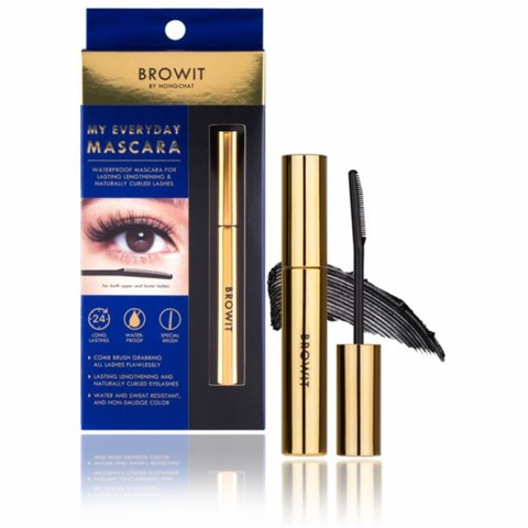 Mascara Browit By Nongchat My Everyday Thái Lan