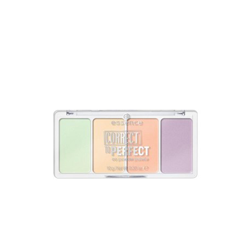 Phấn Che Khuyết Điểm Essence Correct To Perfect CC Powder Palette
