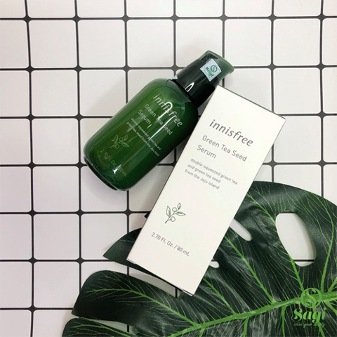 Serum Innisfree Green Tea Seed 80ml (2019)